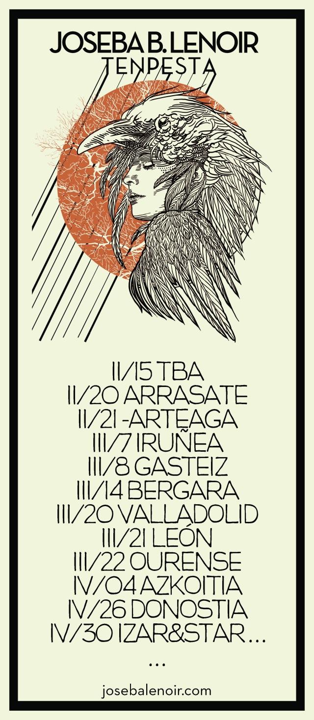 TENPESTA TOUR 2014 ROUND 1